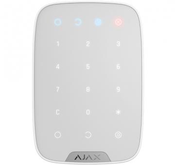 AJAX KeyPad, BLANC