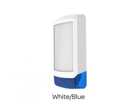 Odyssey COVER X-1 (Blanc/Bleu)