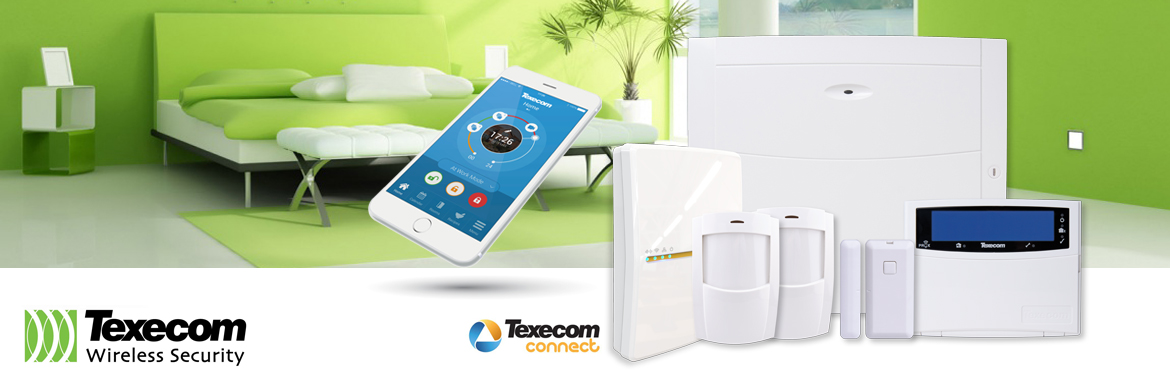 Texecom Premier Elite 64-W Kit